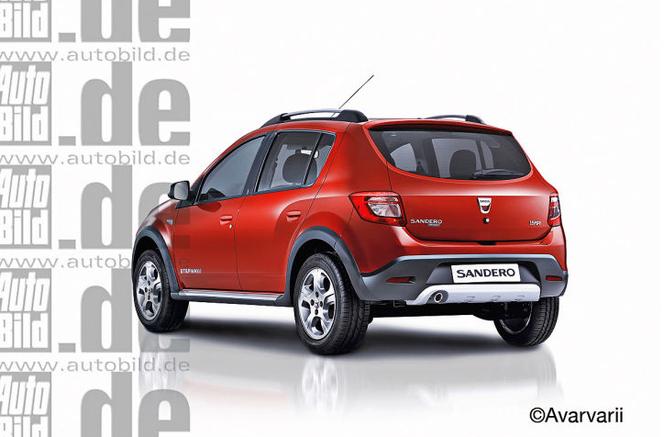 Futures Dacia Logan et Sandero: comme ça?