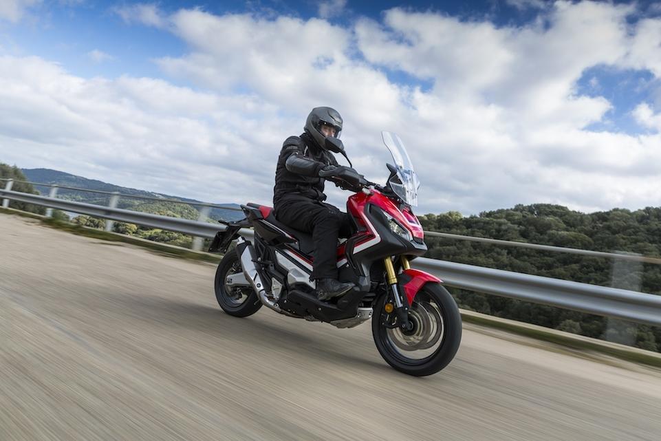 Honda X-ADV 750 : bientôt l'essai complet !
