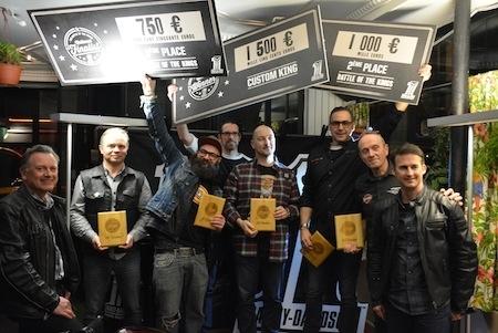 Harley-Davidson Battle of the Kings 2017 : La Rochelle sera le représentant français