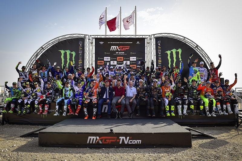 MXGP 2017 : la saison débute au Qatar ce week-end