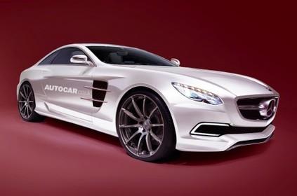 Future Mercedes SLC: mais ça ne s'arrêtera jamais!