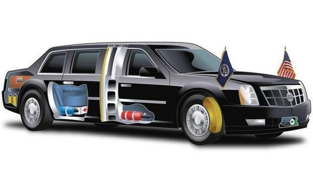 63.5 l/100 km pour la limousine blindée de Barack Obama
