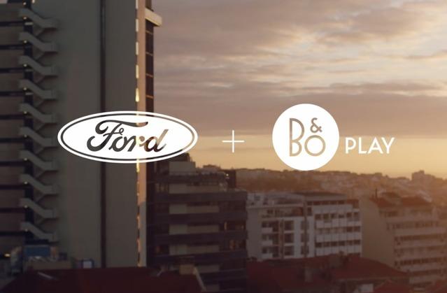 B&O Play chargé des systèmes audio Ford dès 2017