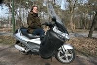 Paroles de Scootériste : Laurent et son Piaggio X8 125 cm3