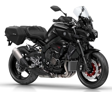 Yamaha MT-10 Tourer Edition: en concession dès le mois d'avril