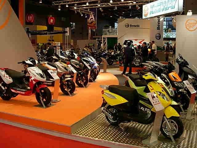 Salon de la moto 2007 : faut-il acheter Chinois ?