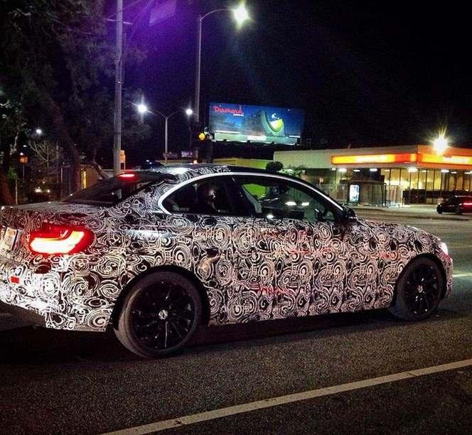 Est-ce là la future BMW M2 ?