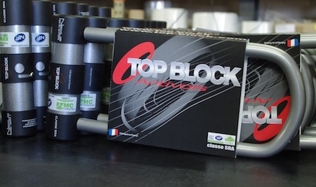 Reportage, visite d'usine: Top Block, un savoir-faire made in France