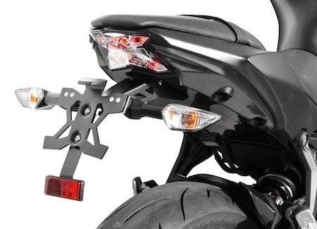 Top Block et la Kawasaki Z650