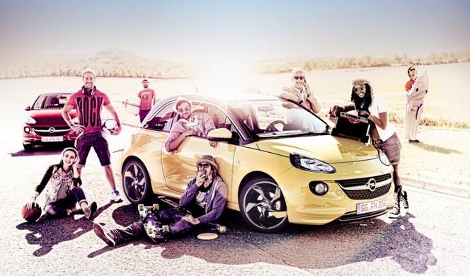 (Minuit chicanes) L'Opel ADAM ('DM) plutôt 'ishah ou 'îsh?