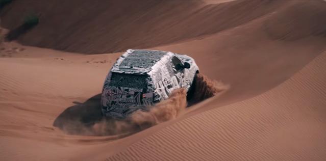 Mondial de Paris 2016 : Land Rover montre que le Discovery est un vrai 4x4