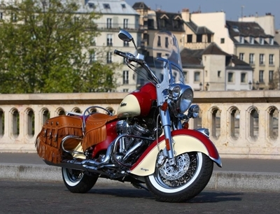 Essai exclusif Indian Motorcycle : la Chief Vintage, Heavy metal