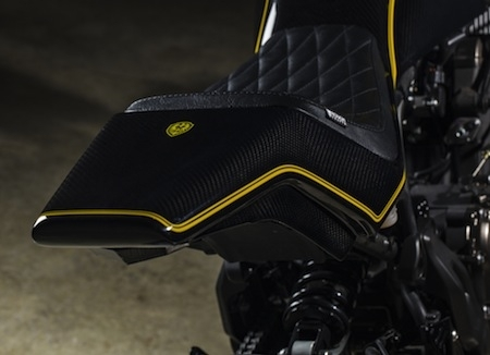 Yamaha Yard Built: une XSR700 à double visage signée Rough Crafts