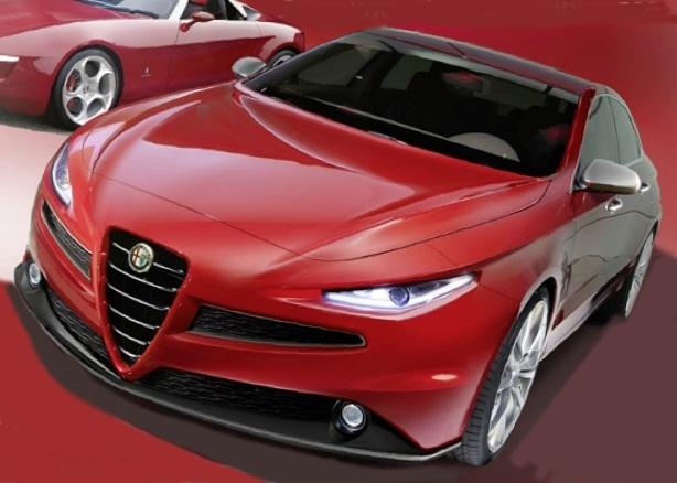 Future Alfa Romeo Giulia : comme ça ?