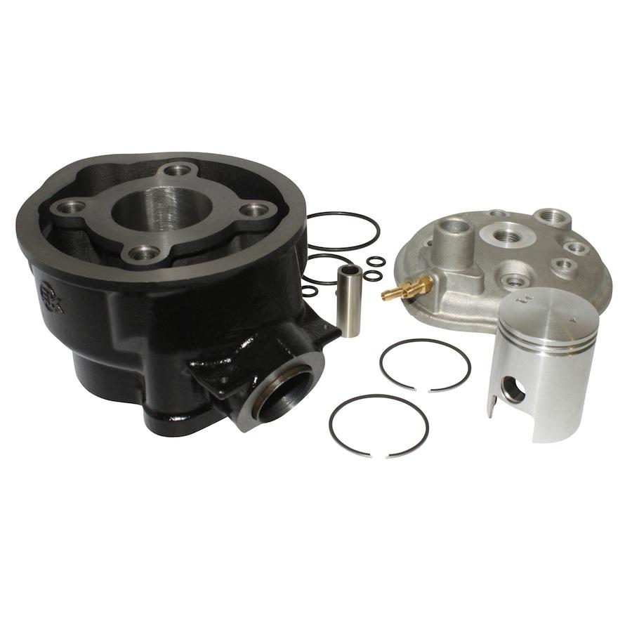 Artek : cylindre K1 pour cyclomoteurs Minarelli AM6