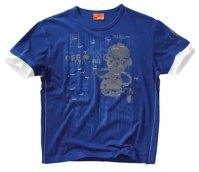 KTM : Tee-shirts pour la saison estivale 2009.