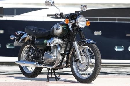 Essai - Kawasaki W800 2011 : Nostalgie ET technologie…