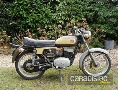 Résultats de la vente du 19 février à Périgueux: les motos.