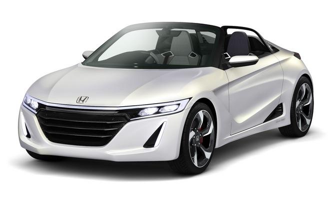 Tokyo 2013 : Honda S660 Concept, la Beat renaît