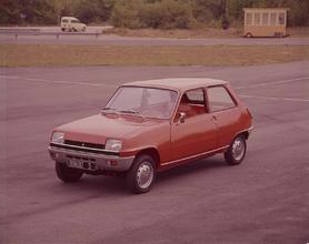 1980- Renault 5, 14,6 mois de Smic
