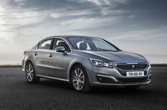 2015 - Peugeot 508, 29 250 € avec ABS, régulateur de vitesse, ESP, etc.