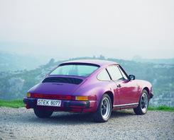 1980 - Porsche 911 SC, 345 €/cheval.