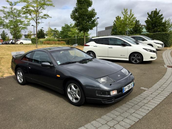 Deux concepts de l'automobile tellement différents qu'ils pourraient bien être complémentaires.