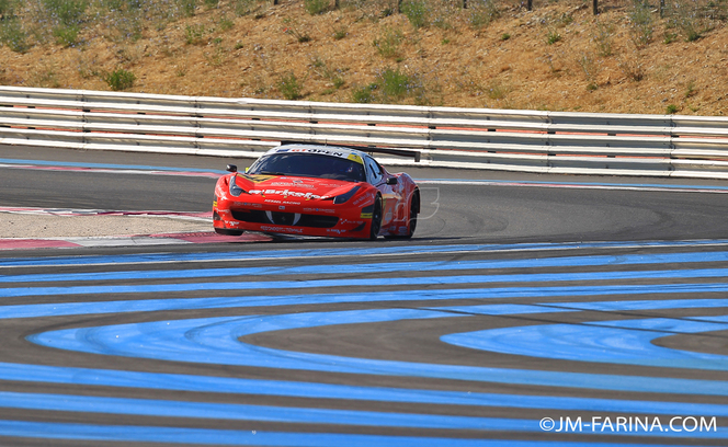 International GT Open  Week-end au Paul Ricard - Les photos de Jean-Marie Farina