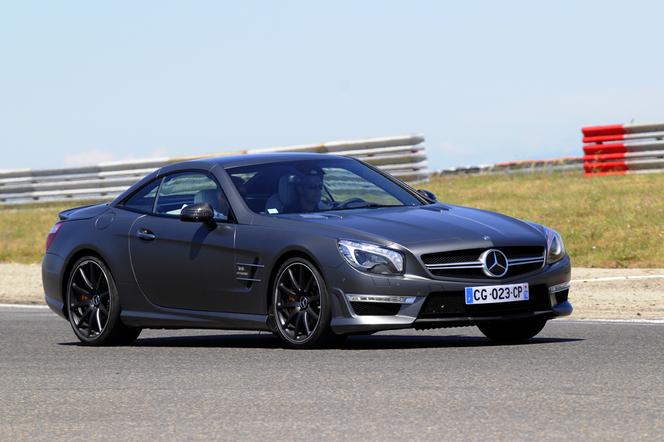Vidéo - Les Virées Caradisiac en Mercedes AMG : travers congénitaux