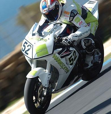 Superbike - Magny Cours : Toseland veut sortir par la grande porte