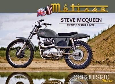 Tendance Roadster importateur exclusif des motos Métisse pour la France.