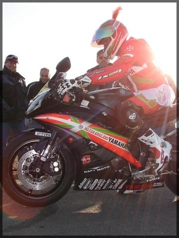 Dark Dog Moto Tour 2007 : La manche du circuit Carole