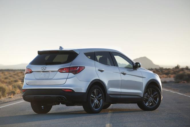 Hyundai dévoile les tarifs du nouveau Santa Fe