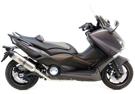Ligne Leo Vince LV One pour Yamaha T-Max (2012)