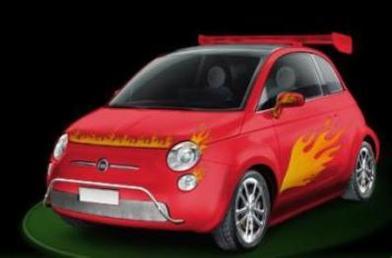 Nouvelle Fiat 500 : Configurez la votre !