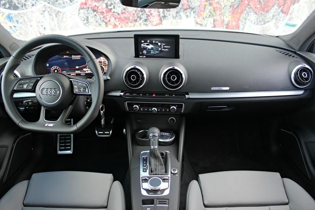 Essai vidéo - Audi A3 berline restylée 2016 : un bien pour une malle