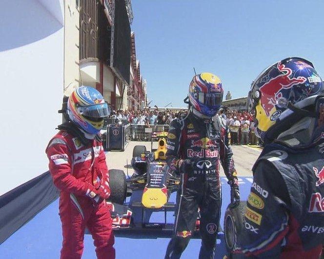 F1 GP d'Europe : Vettel remet de l'ordre