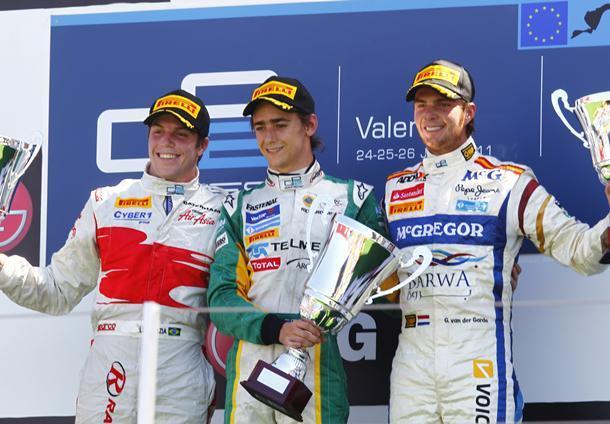 GP2 Valence Course 2 : Guttierez de bout en bout, Grosjean à la faute sera pénalisé à Silverstone