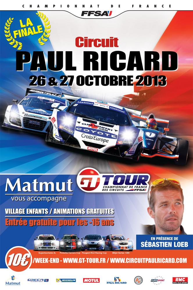 Agenda week-end : la finale du GT Tour au Paul Ricard