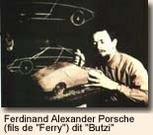 Porsche Il s'appelait Ferdinand Porsche