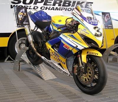 Superbike: Magny Cours: Biaggi-Batta proche de la rupture