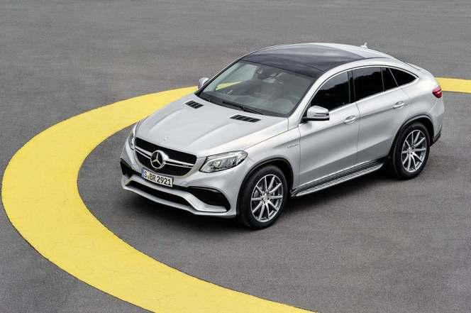 Detroit 2015 : Mercedes-AMG dévoile les GLE 63 S Coupé et GLE 63 Coupé