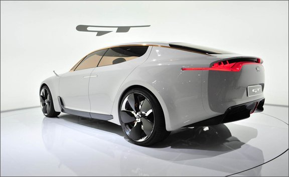 Kia GT Concept : bientôt en production ?