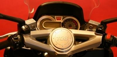 Nouveauté scooter 2008 : TGB 125 Xmotion