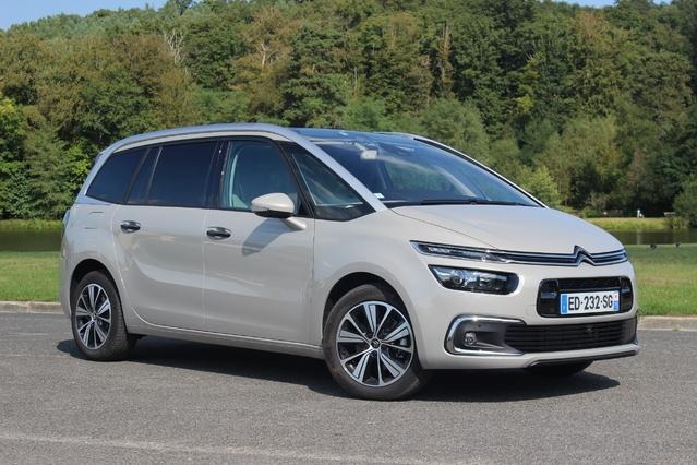 Essai vidéo - Citroën Grand C4 Picasso restylé 2016 : la valeur sûre