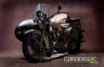 Vente Osenat du 18 mars: 15 lots dont 2 Harley.