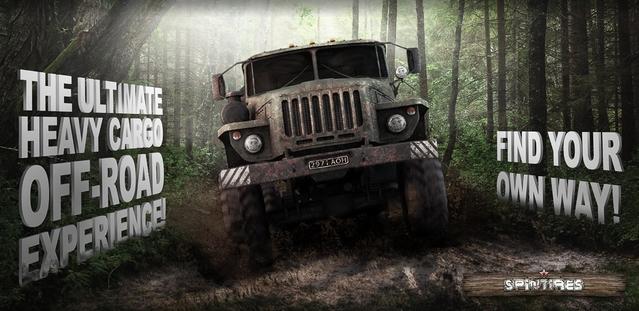 Test Spintires (PC) : la boue, la brute et le bahut