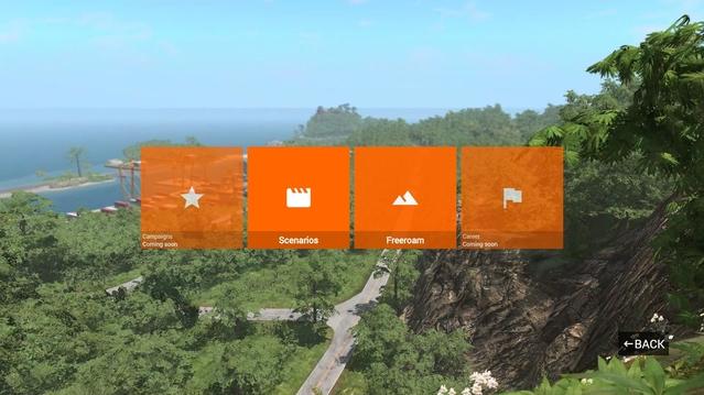 Deux modes disponibles sur quatre, c'est ça les jeux en accès anticipé