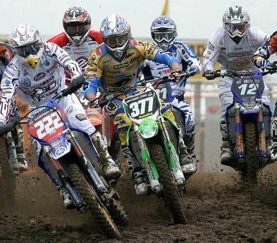 Le GP de motocross sera à St Jean d'Angély en 2008