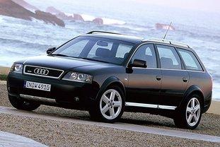 Fiche fiabilité Audi Allroad